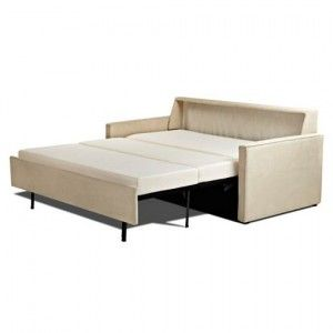 This sofa cum bed is modern in its style and approach while being