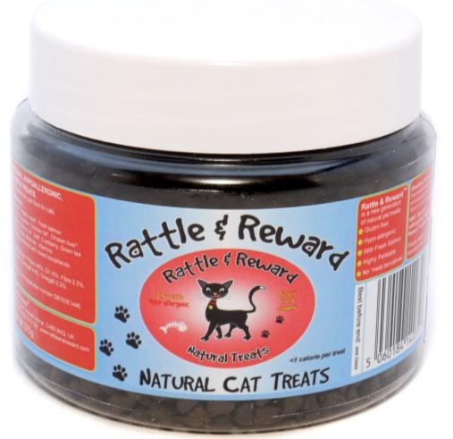 6 12 Rattle Reward Natural Cat Treats 375g Natural Cat Treats Cat Treats Natural Treat