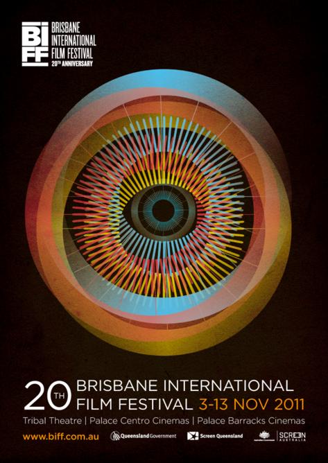 Poster for Screen Queensland Pty. Ltd by JSAcreative Design Firm. Designer: Ervin Fontana