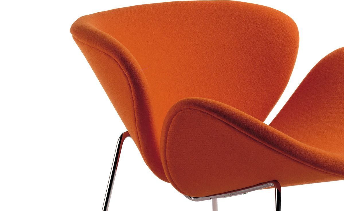 Orange Slice Chair By Pierre Paulin For Artifort