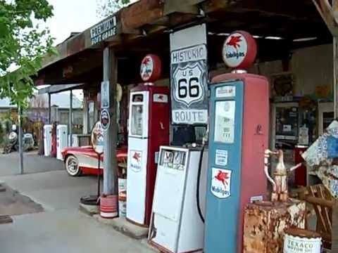 Route General Store Hackberry Arizona YouTube Videos - Route 66 youtube