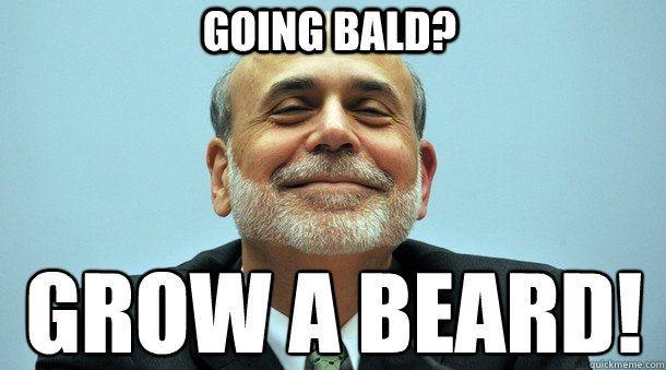 Hot Sic Bald Meme Beard Styles Bald With Beard Bald Men With Beards