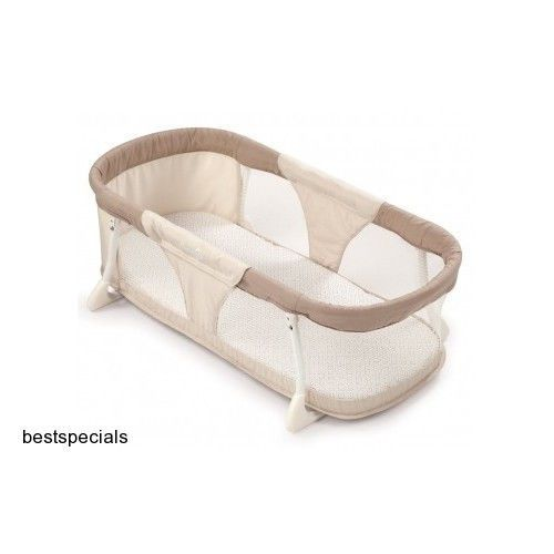 Bassinet King Size Bed Travel Co Sleep Baby Infant Newborn By Your Side  Sleeper