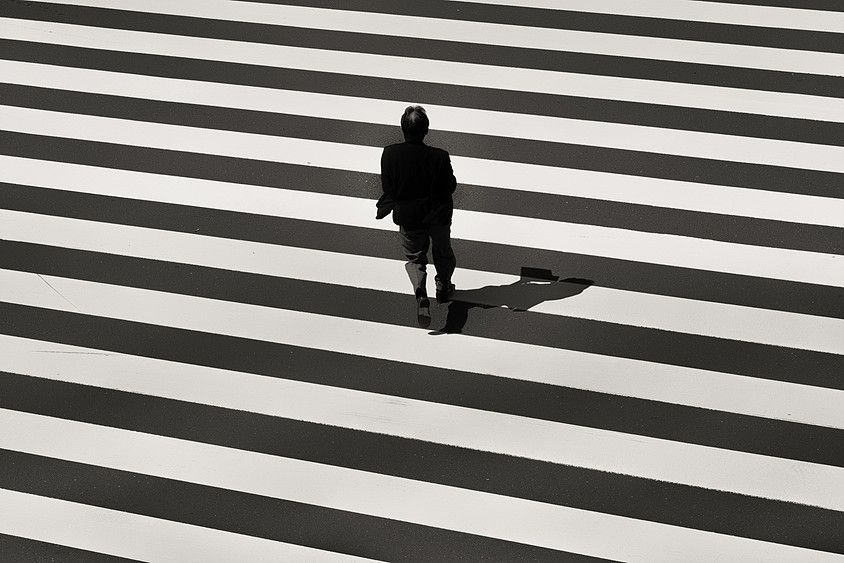 Dramatic, minimalist street photography that captures the quieter side of Tokyo | Creative Boom