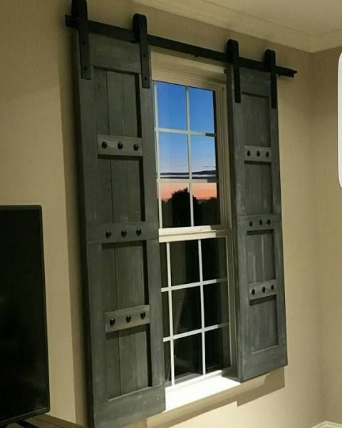plantation shutters inside or outside mount