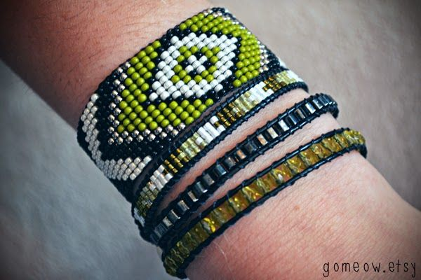 Gomeow Bijoux/Jewelry: Arm candy 2 :)