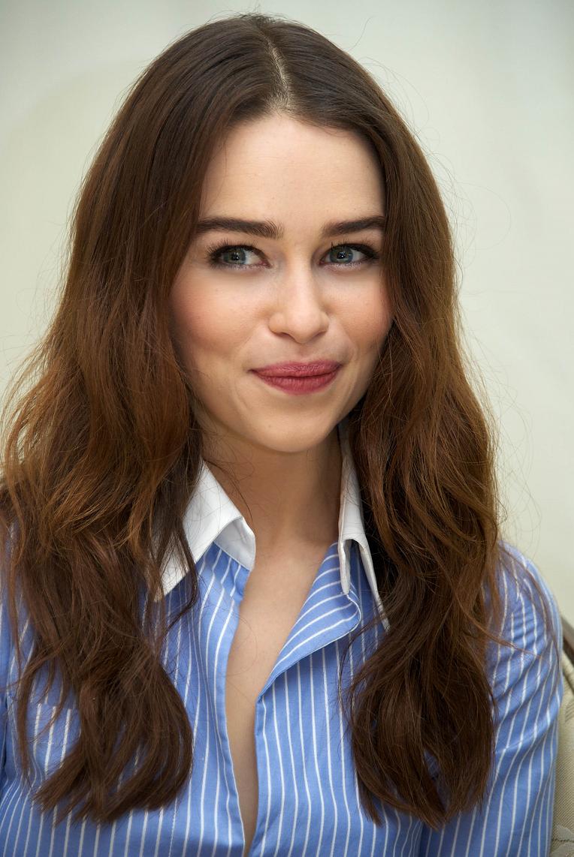 Emilia Clarke Emilia Clarke Body Green Hair Colors Green Hair