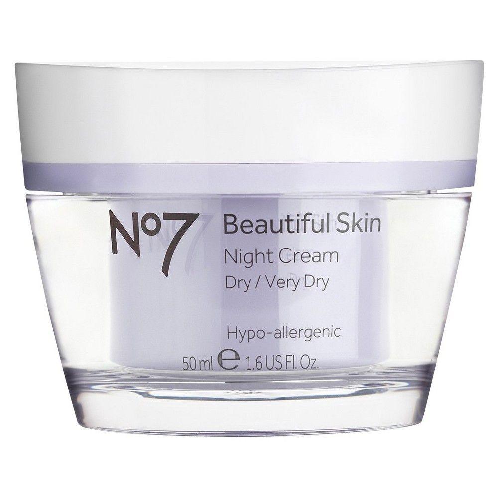 No Beautiful Skin Night Cream DryVery Dry  oz  Products