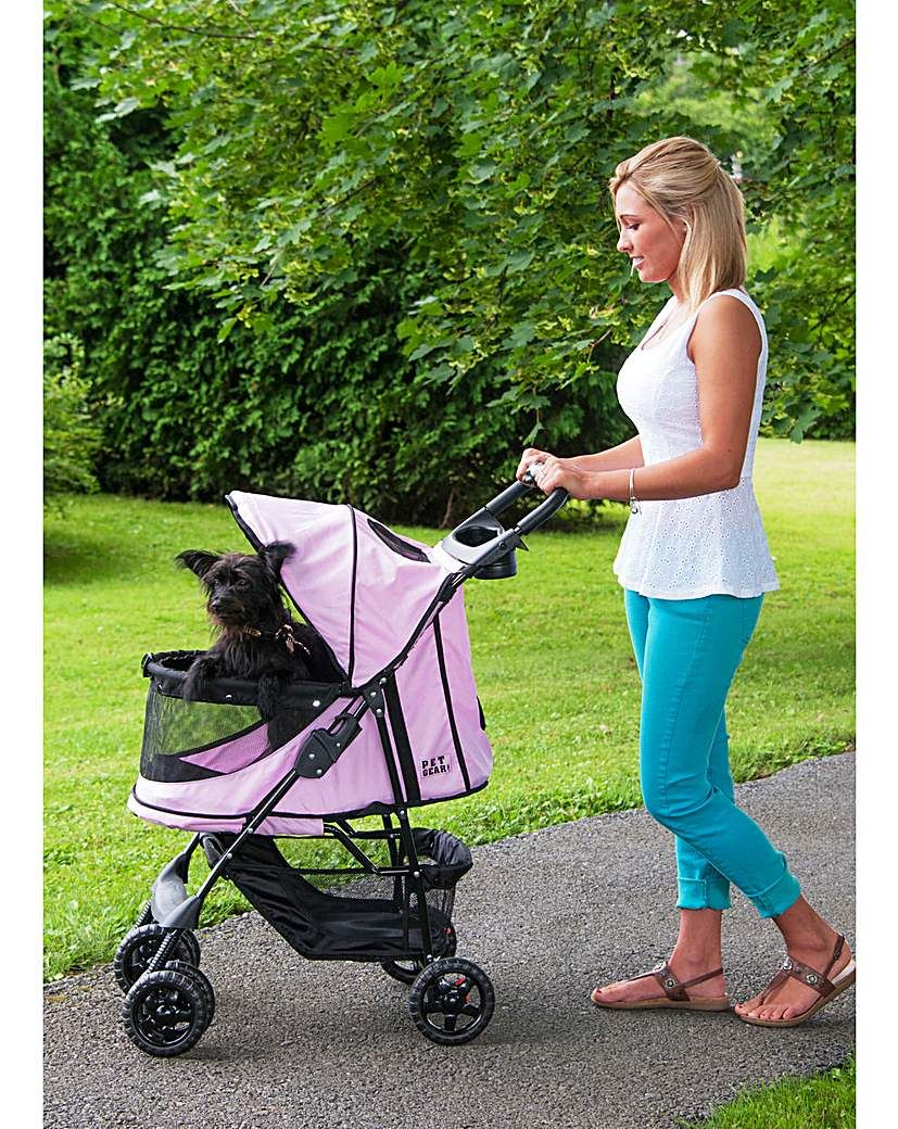Happy Trials No Zip Stroller Pet stroller, Pet gear