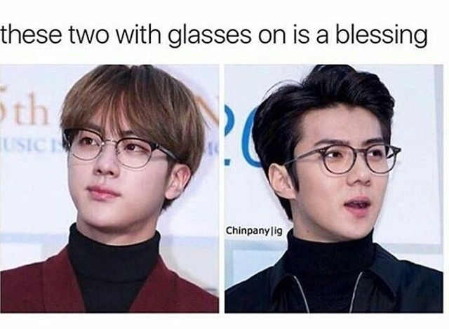 ^.^ truuuu, but i hate how armys and exols r fighting ~.~ we both love an amazing group of boys and both support them equally! rather then fighting, why dont we just support each other for once and help let everyone know about these two wonderful groups! saranghae army! saranghae exol! i love u both and hwaiting for exo and bts! lets just continue spreading love! ^•^ hwaiting! ❤️
