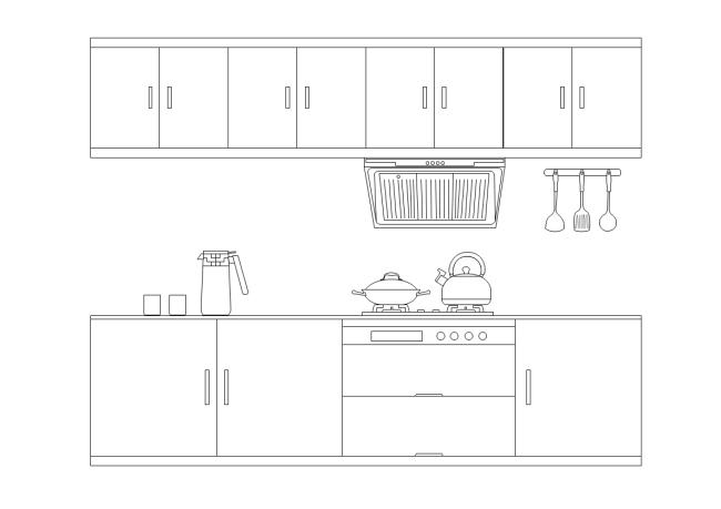 Kitchen Elevation Design Kitchen Cabinet Design Kitchen Elevation Kitchen Designs Layout