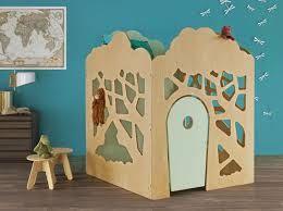 Resultado de imagen para casas para niños de madera