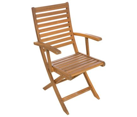 silla de madera de acacia porto leroy merlin ext mesas pinterest. Black Bedroom Furniture Sets. Home Design Ideas