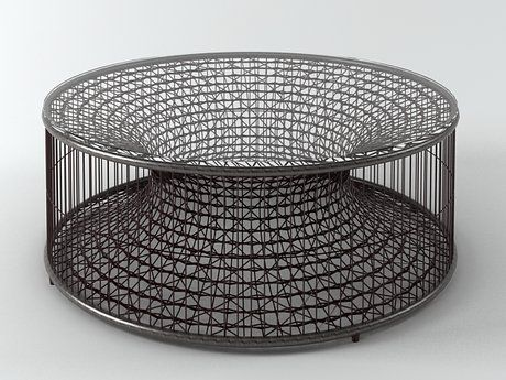 Amaya Coffee Table 3d, Coffee and Models