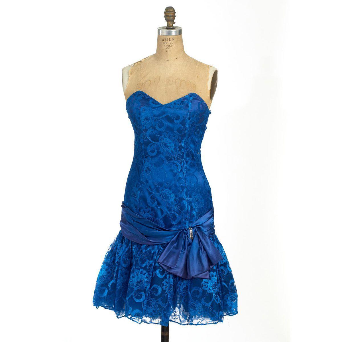 Fab cobalt blue lace prom dress clothes pinterest prom