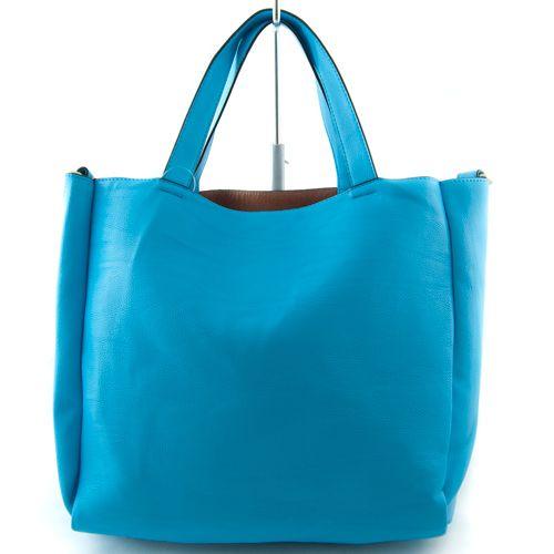 Niebieska Torebka Na A4 2w1 Hit Na Wiosne 2560102960 Oficjalne Archiwum Allegro Tote Bag Gym Bag Tote