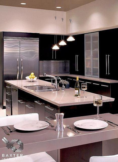 Best Elegant Modern Kitchen Luxury Kitchen Design Modern 400 x 300