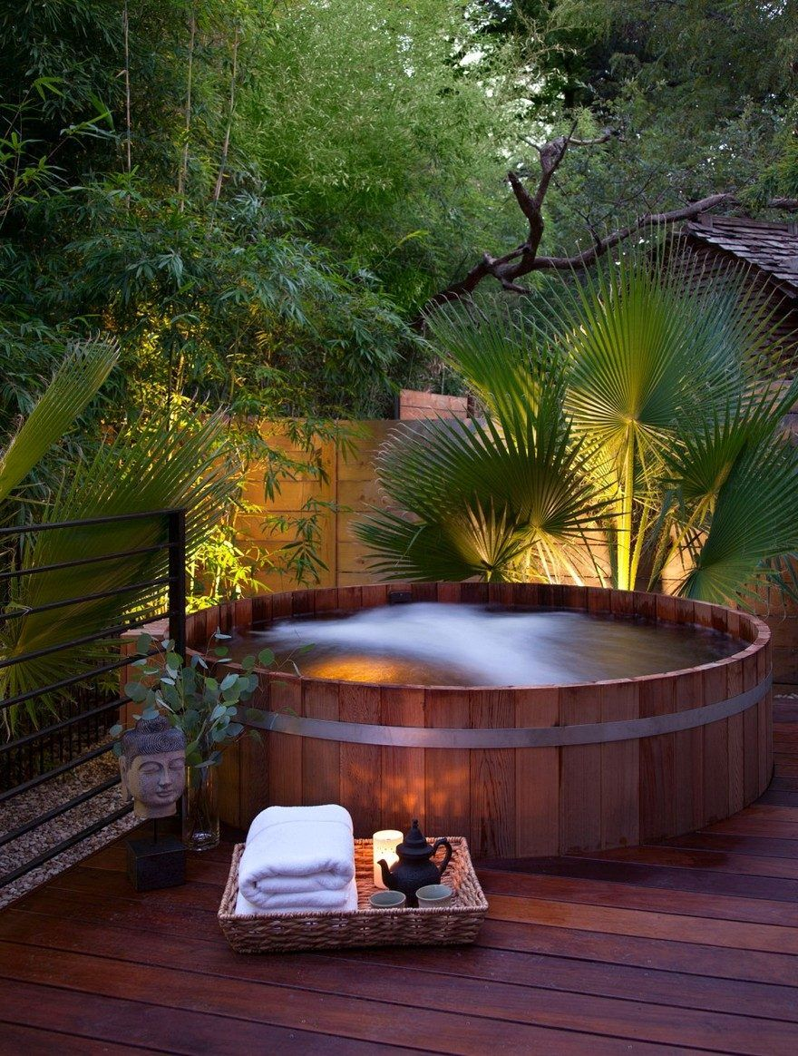 B  Jane Gardens is part of Jacuzzi outdoor - KidFriendly Contemporary Retreat is a project completed by B  Jane Gardens, a full service Landscape Design + Build Group in Austin, Texas