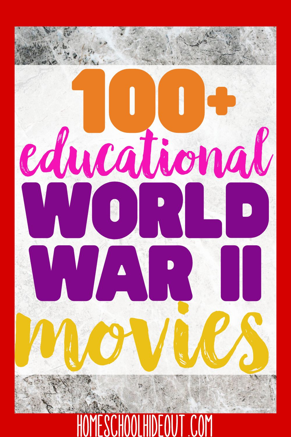 Photo of 100+ Educational WWII Movies & Series – Homeschool Hideout