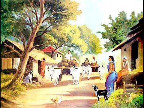 Think In Convert To Islam One Villege Of India Village Scene