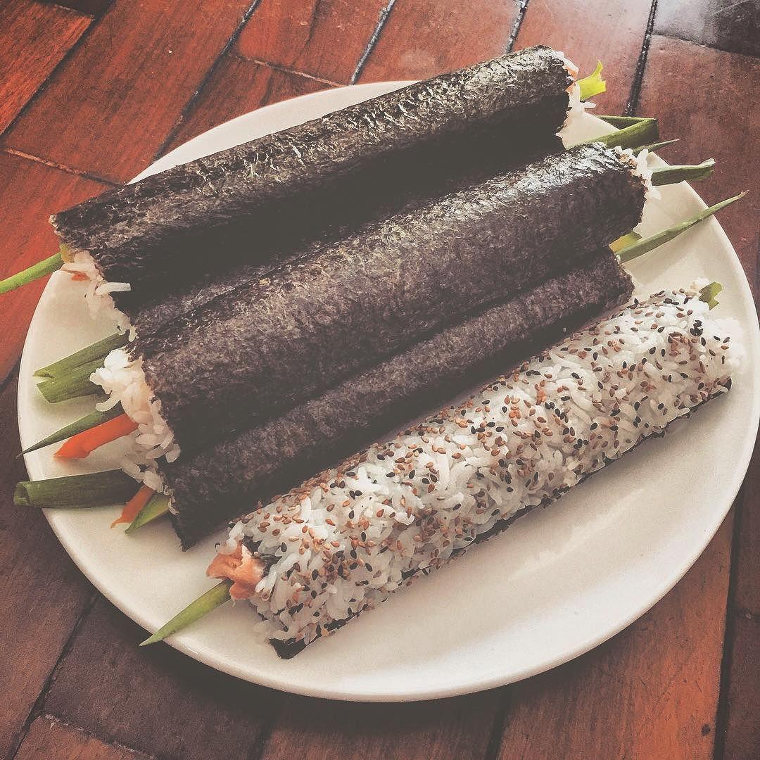 Nham Nham Sushi Pronto Pra Cortar Gourmetadois Gourmet Ga2