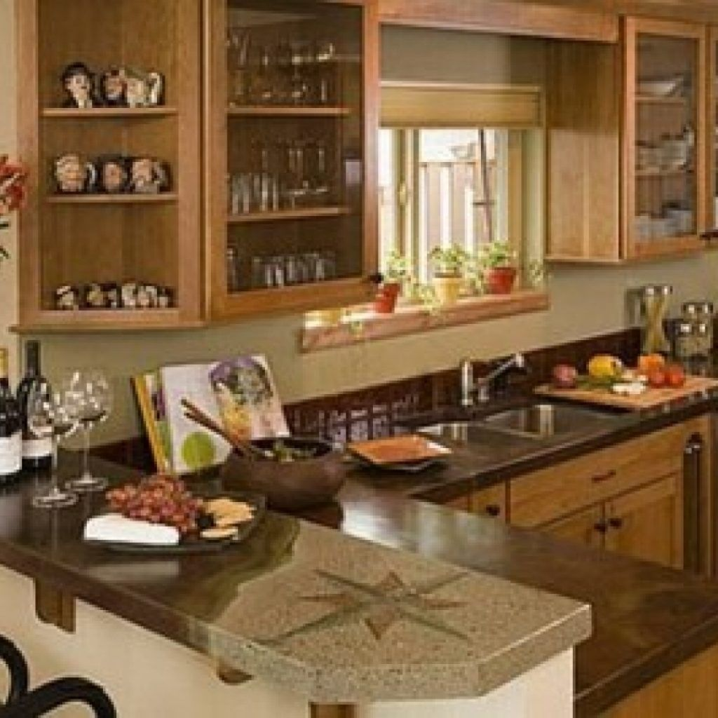 Kitchen decorations for countertops