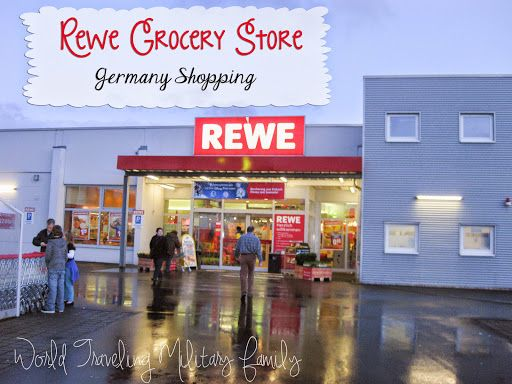Rewe Grocery Store Germany Shopping Germany Moving To Germany