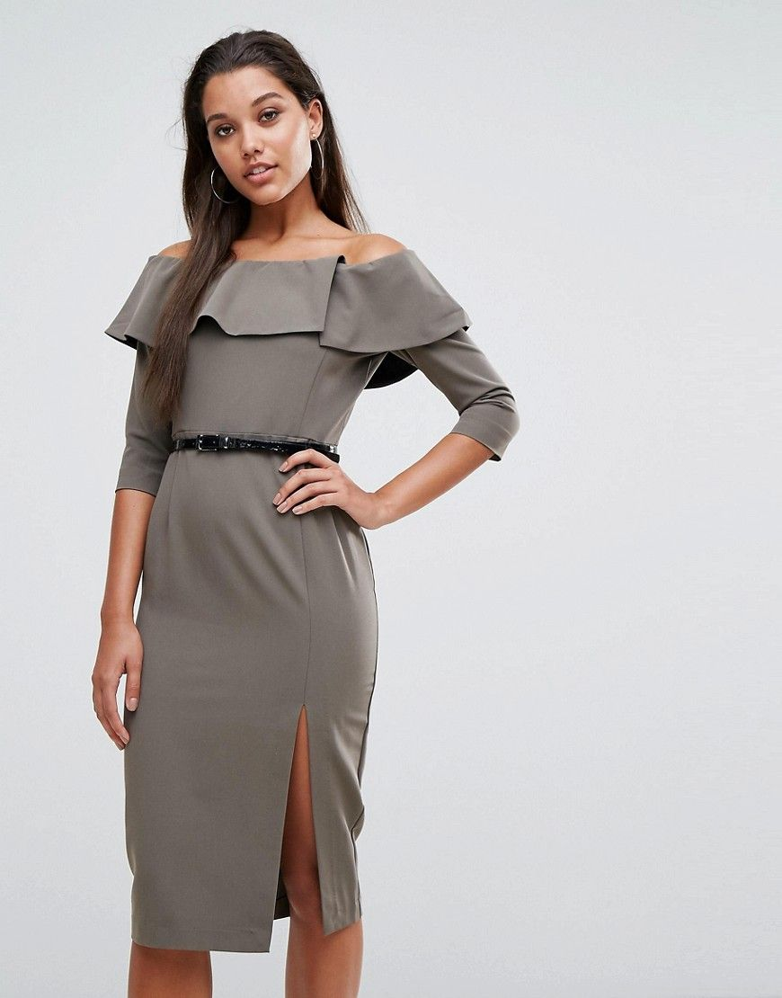 80164deefc Millie Mackintosh Bella Belted Pencil Dress | ☆I need a new ...