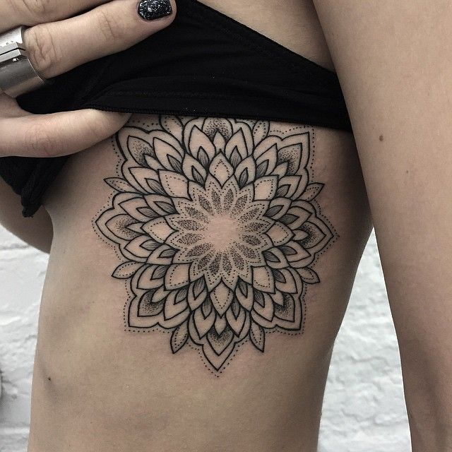 Sashatattooing Linework Dotwork Tattoo Love