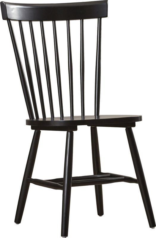 Roudebush Solid Wood Dining Chair In 2019 Z Dining Room Solid
