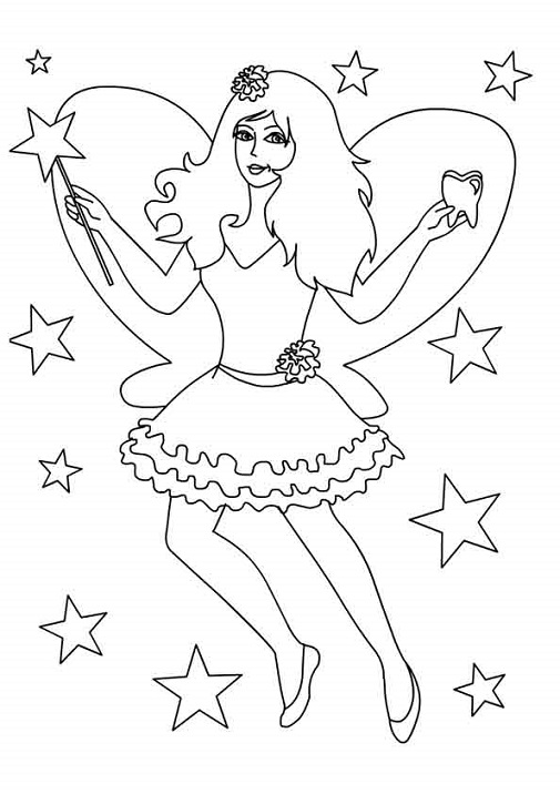 pinsabrina scheik on bebé azul  fairy coloring pages