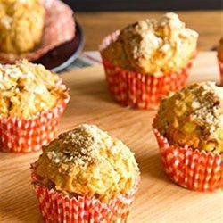 Carrot Morning Glory Muffins Gluten Free Optional Recipe