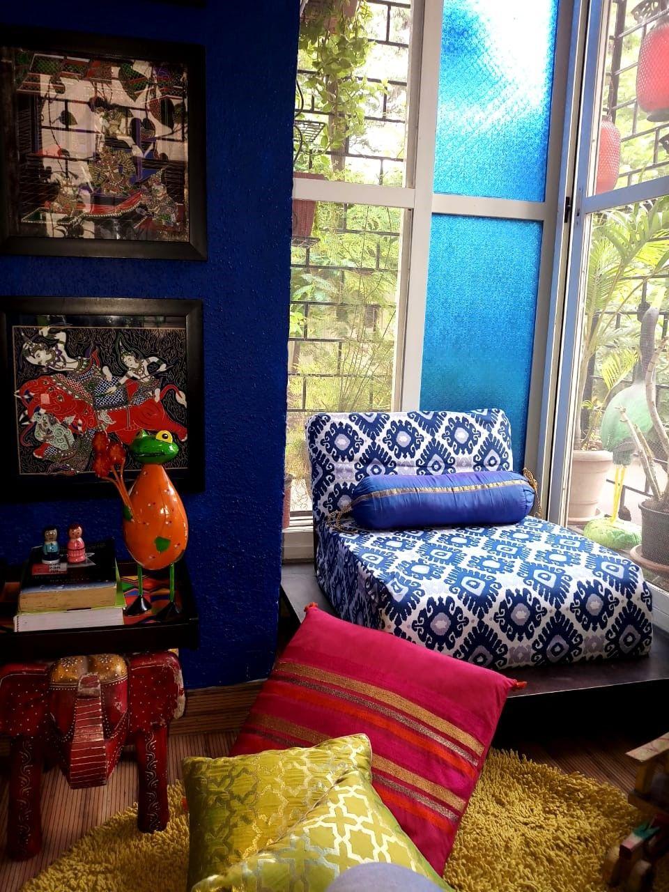 Jyoti mallude   unique desi boho home in pune the keybunch decor blog also rh pinterest