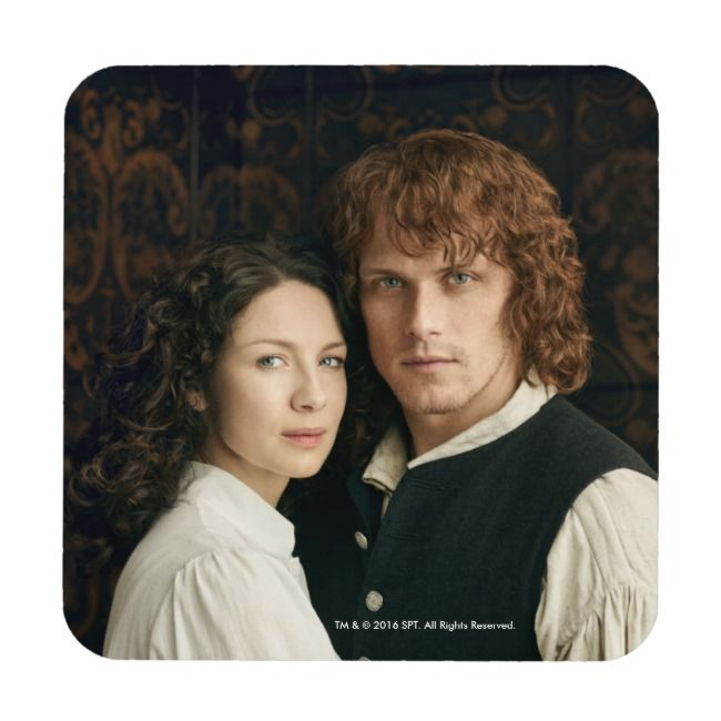 Outlander Season 3 Jamie and Claire Photograph Drink