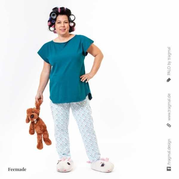 Photo of Sewing Pattern – Ebook PALO – Pajamas – Gr. 32-50