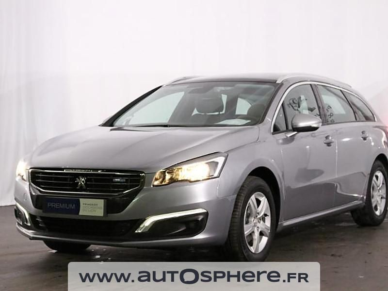 Peugeot 508 Sw 2 Break 1 6 Bluehdi 120ch Diesel Active Business