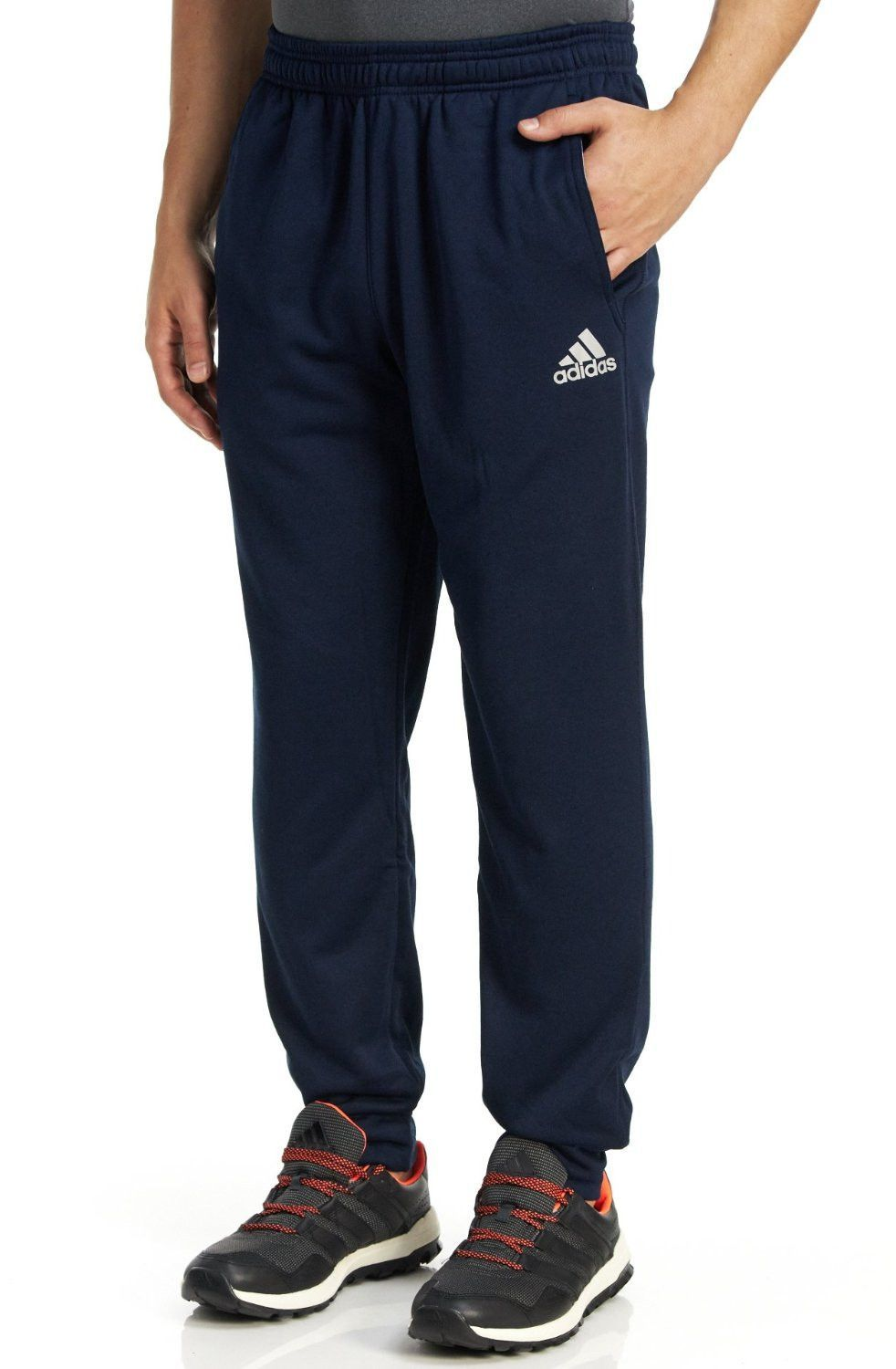 d1078a4109ff Adidas Performance Essential Fleece Tapered Pants Men s