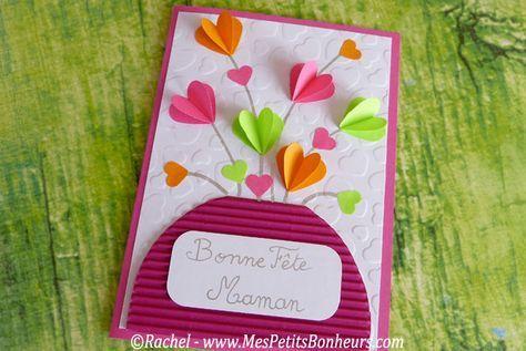Bricolage Carte Bonne Fete Maman Valentine Boxes For School