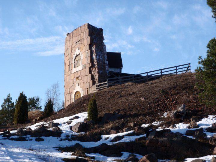 Bomarsundin linnoitus oli Ahvenanmaan suurin rakennus | Retkipaikka