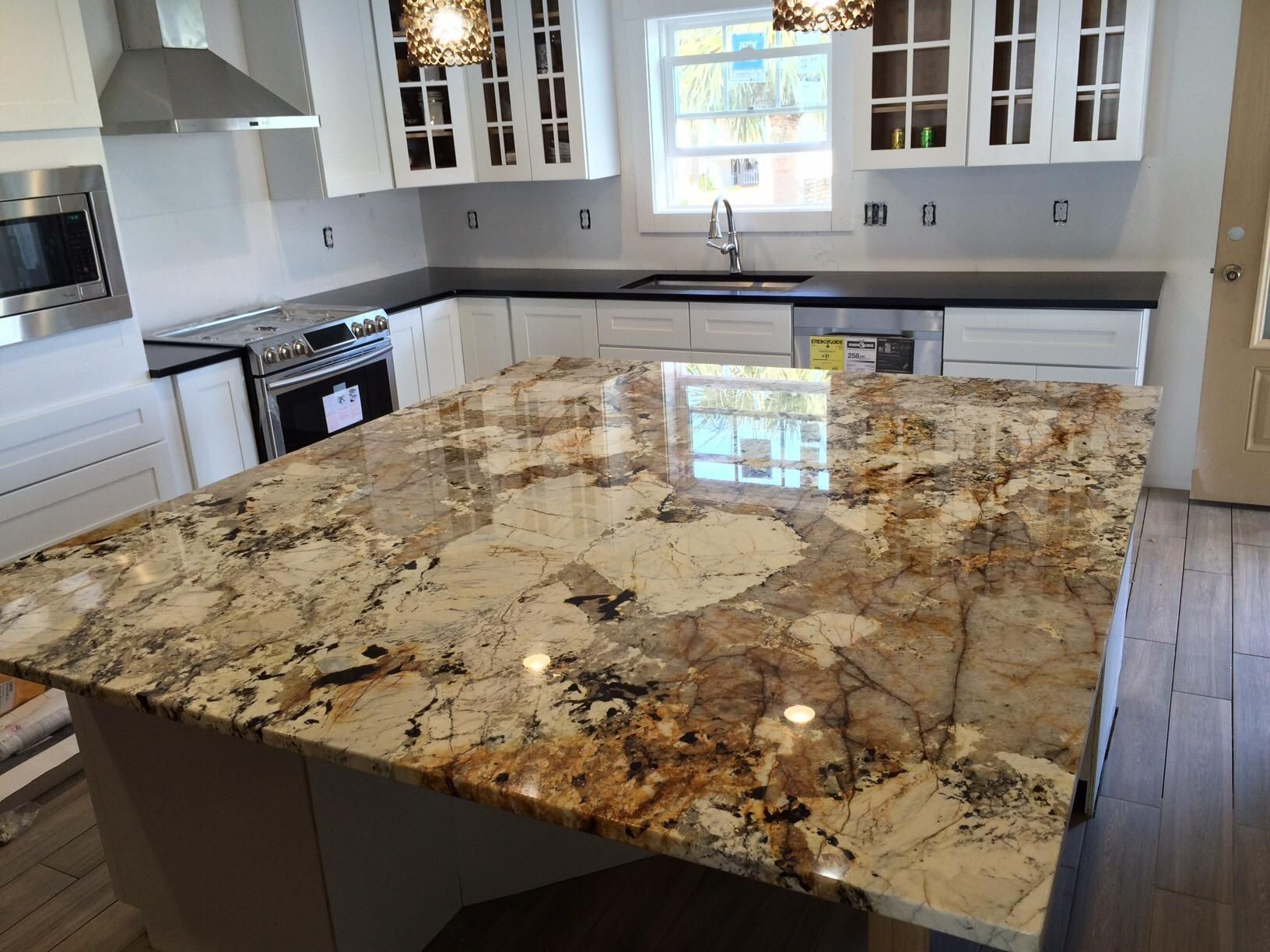 99 Granite Countertops Savannah Ga Kitchen island Countertop