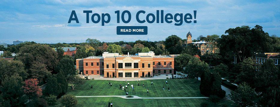 Elmhurst College: Elmhurst, Illinois
