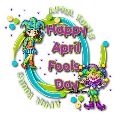 12++ April fools clipart free information