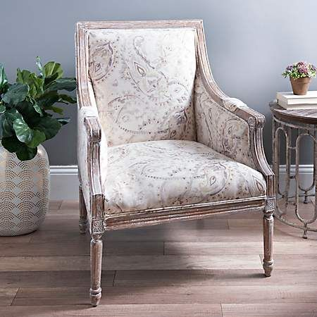 Best Katie Citron Paisley Accent Chair Furniture Accent 400 x 300