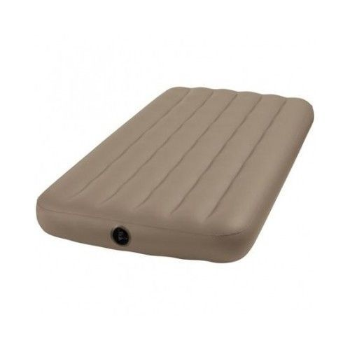 Air Bed Twin Mattress Waterproof Inflatable Mattresses Airbed Portable Beds Camp #Intex