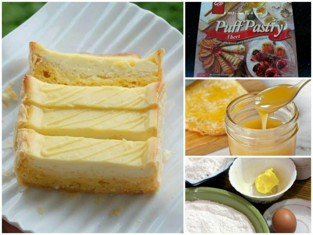 Resep Makuta Lemon Si Cheese Cake Kekinian Dari Bandung Kue Keju Resep Kue Keju Makanan
