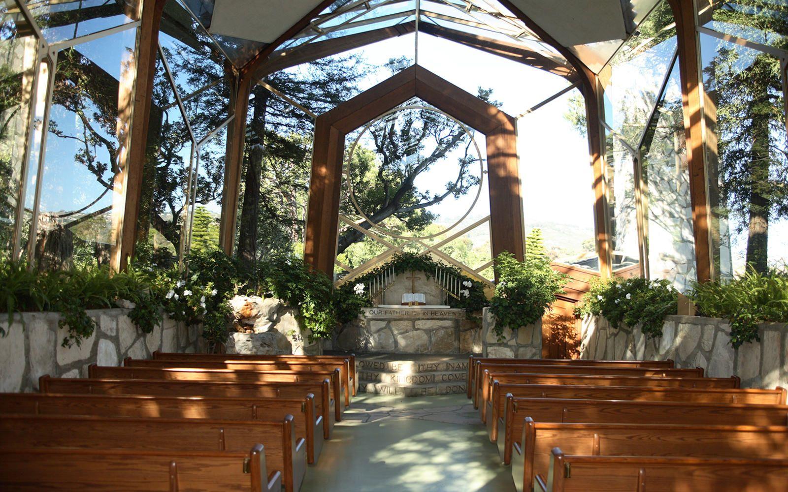 Wayfarers Chapel | Best Beach Wedding Locations, Los ...