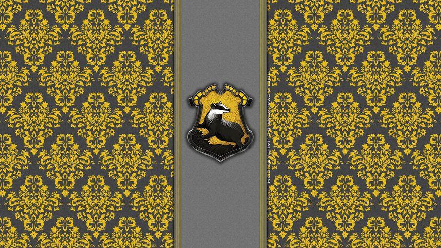 Hogwarts House Wallpaper : Hufflepuff by TheLadyAvatar on DeviantArt