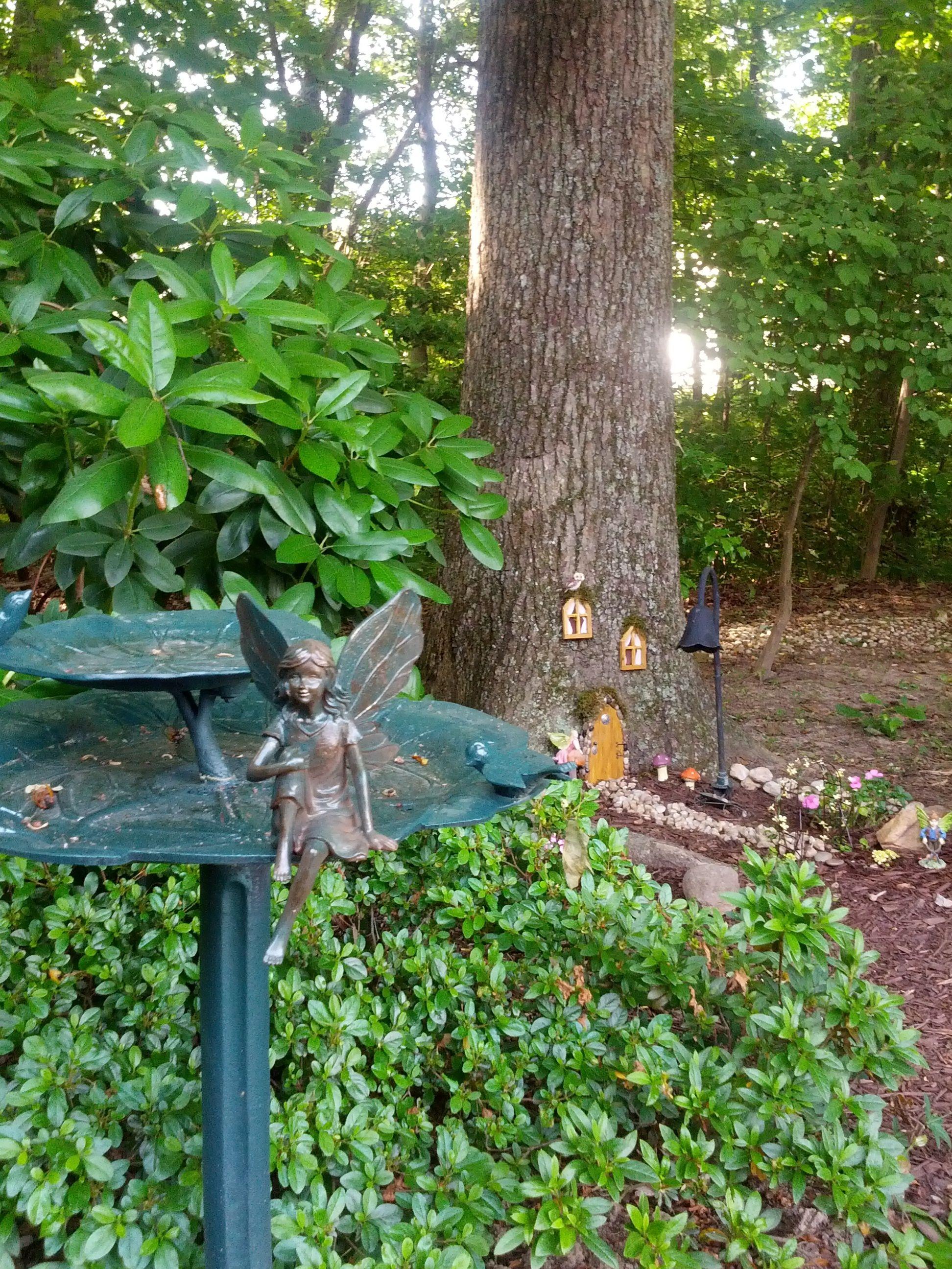 Woodland Fairy Garden