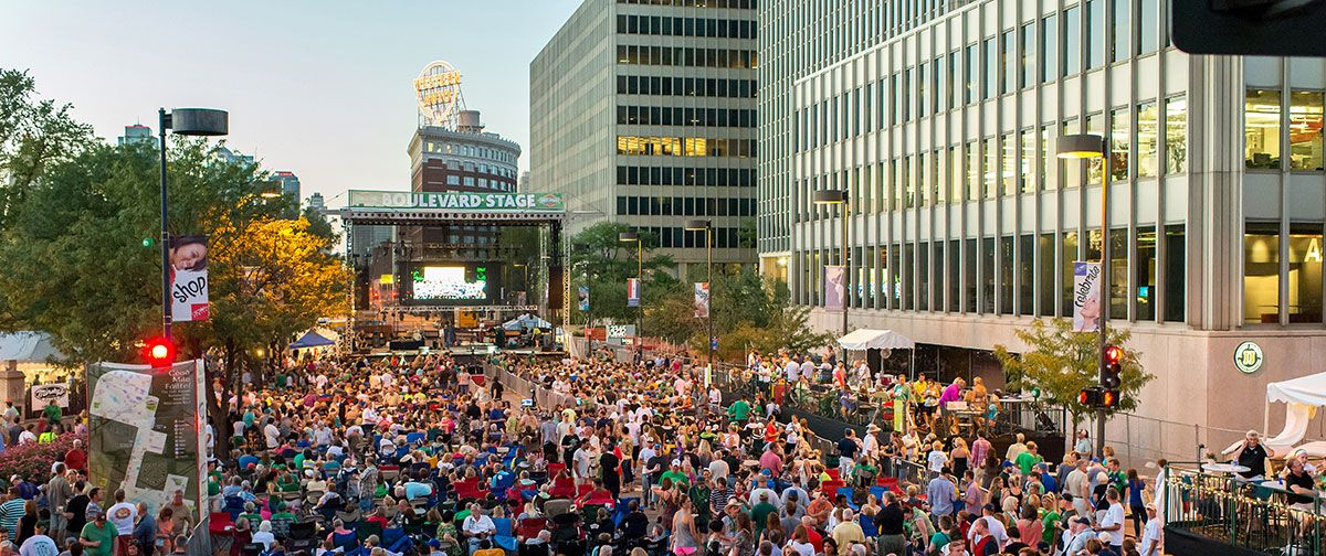 Annual Events in Kansas City Irish fest, Kansas city