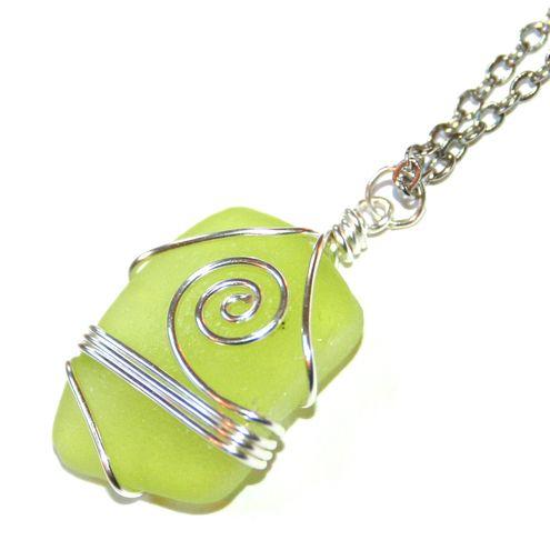 Free Wire Wrap Jewelry Patterns | GLASS JEWELRY MAKING SEA WIRE ...